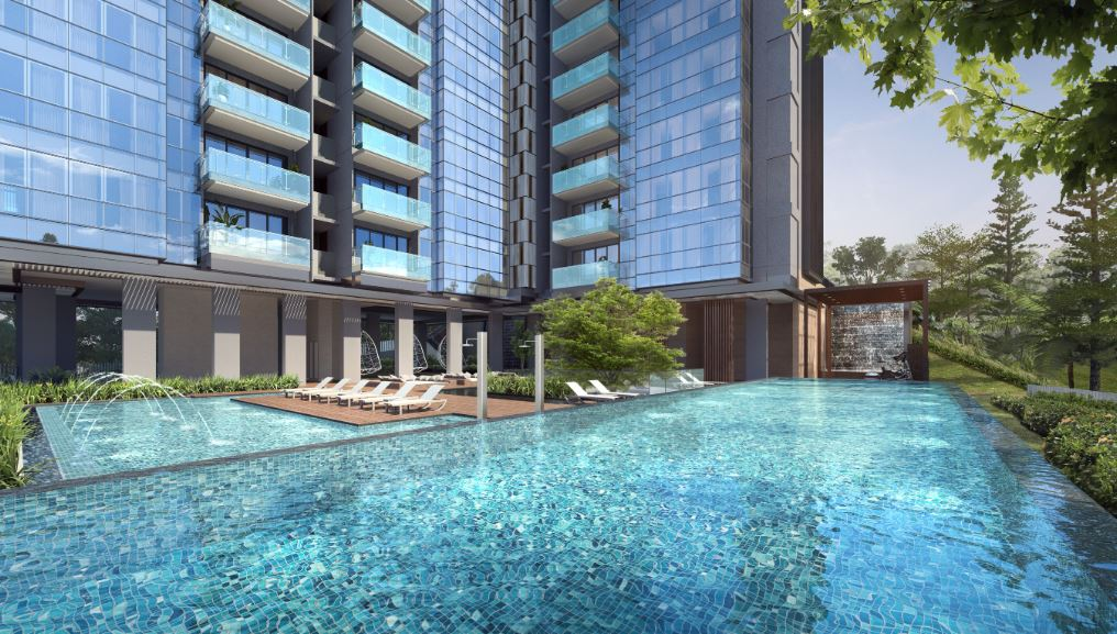 wilshire-residences-lap-pool-singapore