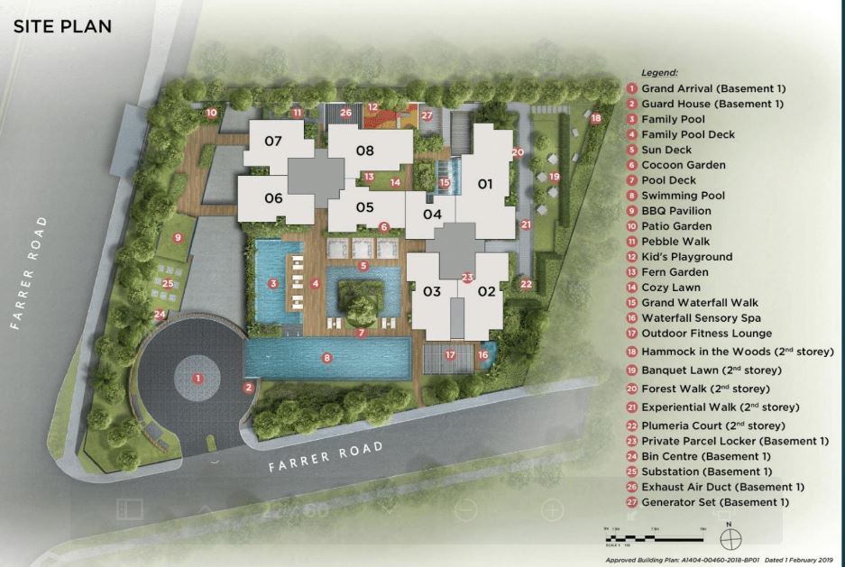 wilshire-residences-site-plan-singapore